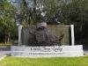 Charleston Landing Ship Sculpture by Sadlemire Metal, Charleston S.C.