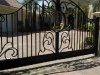 Security Custom Entrance Gate