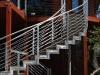 Aluminum Metal Stairs