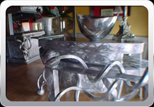 Functional Metal Art Works